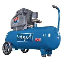 Compresseur double cylindre SCHEPPACH HC105DC 100L 10bar 1800W