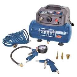 Compresseur SCHEPPACH HC06 220-240V 50Hz 1200W 6L