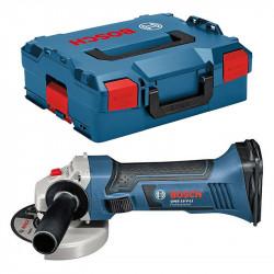 Meuleuse Angulaire BOSCH GWS 18-125 V-LIN (machine nue) + L-Boxx