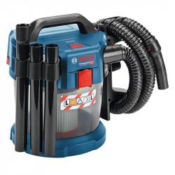 Aspirateur eau et poussière BOSCH GAS 18V-10L Professional (Machine seule)