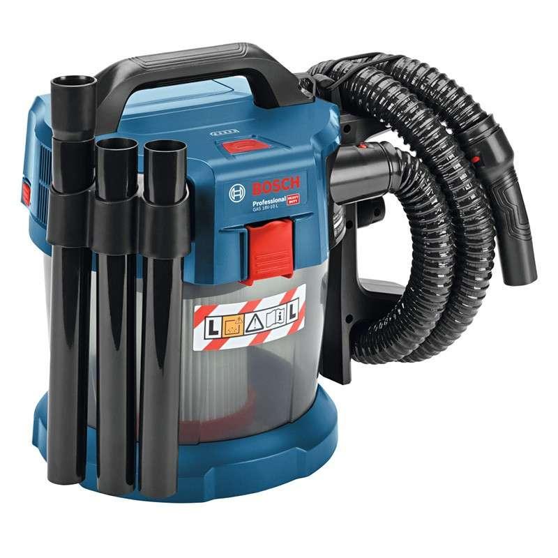 Aspirateur eau et poussière BOSCH GAS 18V-10L Professional