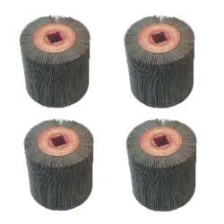 Lot de 4 rouleaux tissés DIAM INDUSTRIES CB-37521 Grain 60