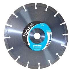 Disque DIAM INDUSTRIES BRS230 Gamme TECHLINE spéciale brique réfractaire Ø 230mm