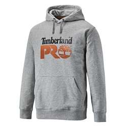Sweat-shirt Hood Honcho Sport Timberland PRO® TB0 A4QT8-GYM pour homme (Gris Chiné)
