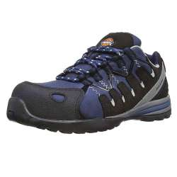 Chaussures de sécurité basses DICKIES TIBER - S3 SRC - Marine