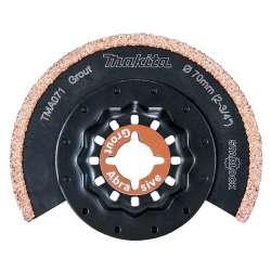 Lame segment à concrétion carbure pour coupes fines MAKITA B-65040 (TMA071)