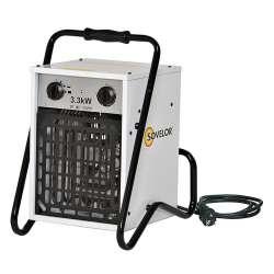 Chauffage air pulsé portable SOVELOR B33 3300W