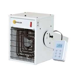 Chauffage suspendu à air pulsé électrique SOVELOR TR3C 3,3kW