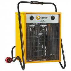 Chauffage Mobile électrique SOVELOR C22 22kW