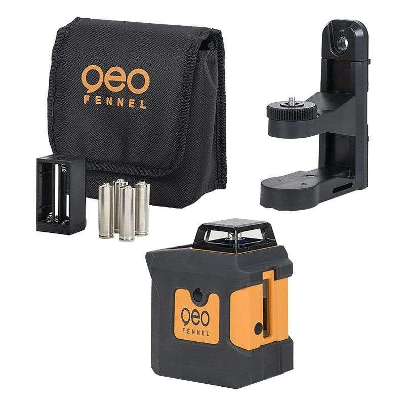 Laser lignes GEO FENNEL Geo1X-360-GREEN