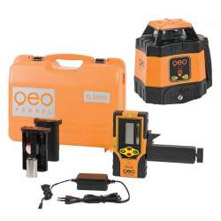 Laser rotatif automatique horizontal et vertical GEO FENNEL FL 220HV (CL2) & FR45