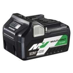 Batterie HIKOKI - HITACHI BSL36A18 Multivolt 18V 5.0Ah/36V 2.5Ah