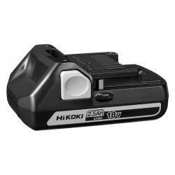 Batterie HITACHI - HIKOKI BSL1825 18 V 2.5 Ah Lithium