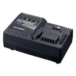 Chargeur Rapide Hitachi UC18YSL3 14.4 à 18V Li-ion Avec Port USB