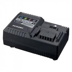 Chargeur rapide HIKOKI UC18YSL3 14.4 à 18 V Li-ion avec Port USB