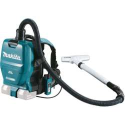 Aspirateur MAKITA DVC260Z 36V (2x18V) Li-Ion 62 mbar (Machine Nue)