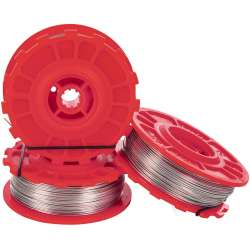 Lot de 40 bobines de fil à ligaturer SENCO 08A40 galva (0.8 mm x 95M)