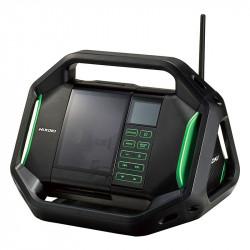 Radio de chantier HIKOKI UR18DSAL 14,4 V - 18 V