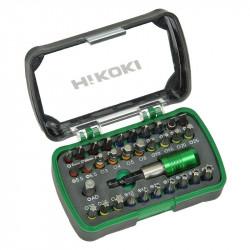 Coffret de 32 Embouts de vissage HIKOKI 750363
