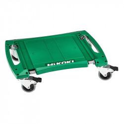 Planche de transport à roulette HIKOKI 402543 pour Rangement Systainer