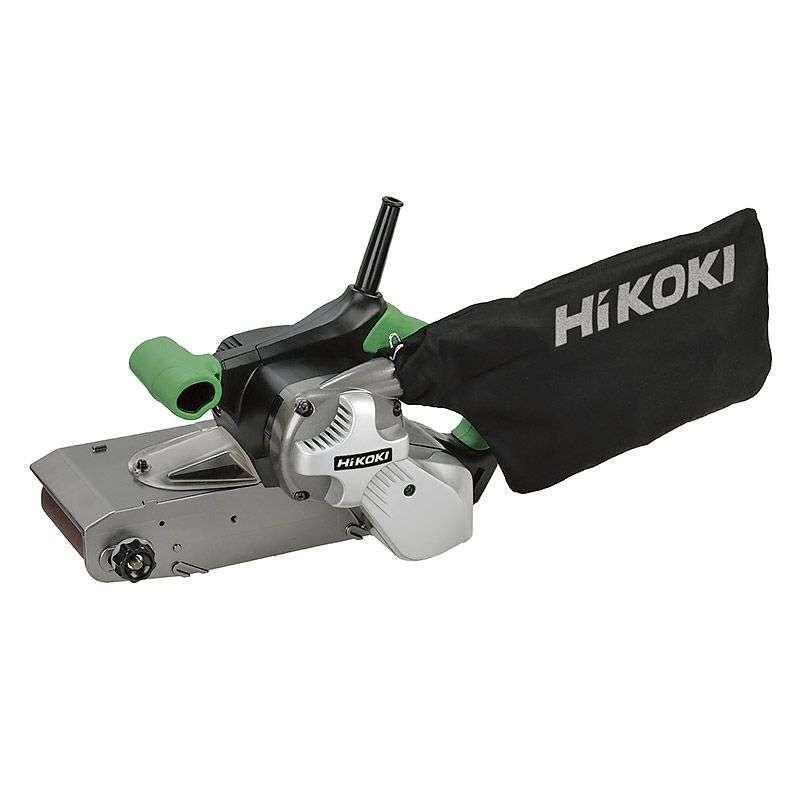 Ponceuse à bande HITACHI SB 10V2 100 mm 1020 W - Vitesses variables