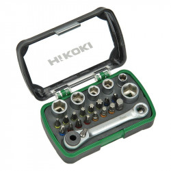 Coffret de 24 Embouts HIKOKI 750362
