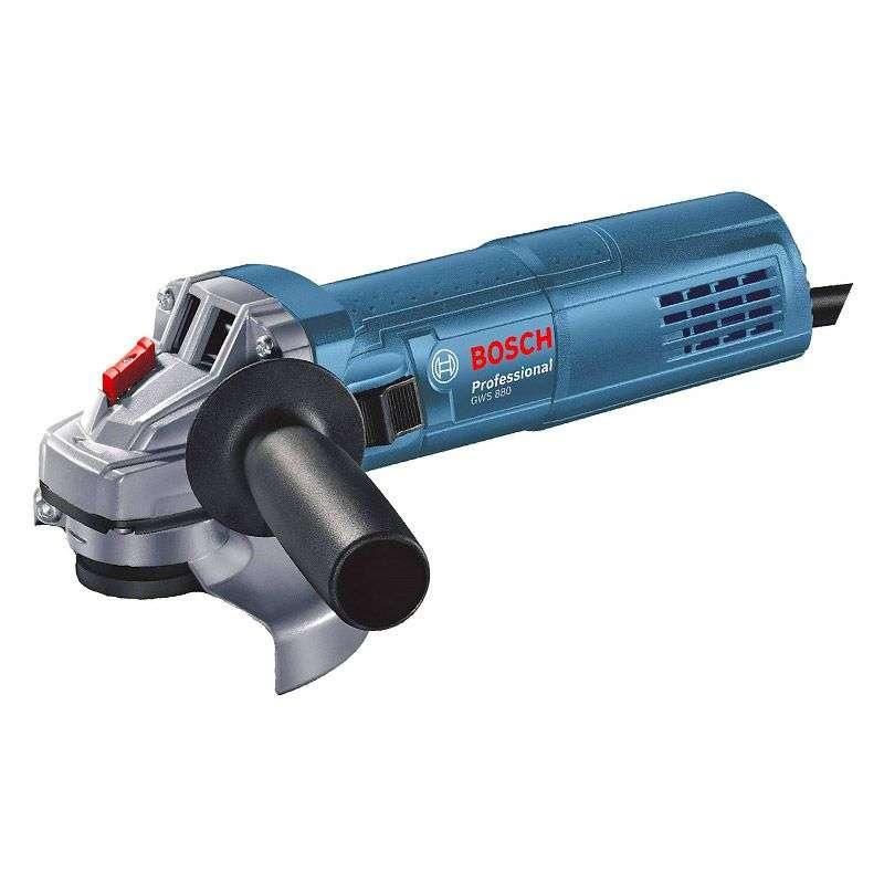Meuleuse d'angle BOSCH GWS 880 Professional 060139600A 125 mm 880 W