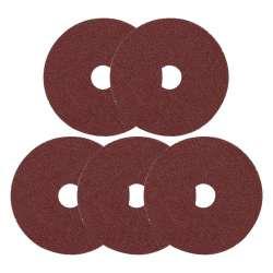 Lot de 5 disques abrasifs MAKITA pour meuleuses Ø 180mm