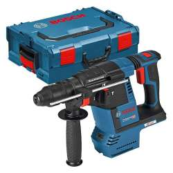 Perforateur sans-fil SDS-Plus BOSCH GBH 18V-26 18V + L-BOXX