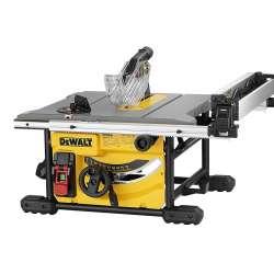 Scie sur table DEWALT DWE7485 Ø 210mm 1850W