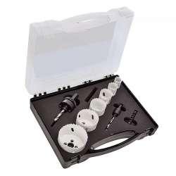 Coffret de 6 scies cloche MAKITA D-47117 pour plombier