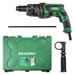 Perfo-burineur HIKOKI DH28PCY2 28mm SDS+ 850W - 3 Joules EPTA