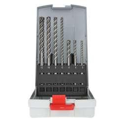 Bosch 2608576199 Robust Line Foret pour marteau-perforateur SDS-plus-7X Gris