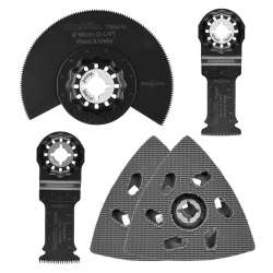 Ensemble 5 accessoires pour bois STARLOCK MAKITA B-67511