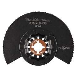 Lame segment à concrétion carbure MAKITA B-65056 TMA072 85mm