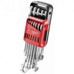 Jeu de 12 clés mixtes FACOM 440.JP12APB 7 à 19mm