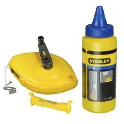 Cordeau traceur kit STANLEY 0-47-443 30m