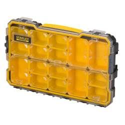 Organiseur étanche 14 compartiments amovibles FATMAX STANLEY FMST1-75779