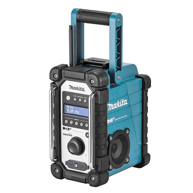 Radio de chantier MAKITA DMR110 7,2 à 18V Li-Ion (Machine Nue)