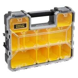 Organiseur profondeur FATMAX 10 compartiments amovibles STANLEY 1-97-521 106 mm