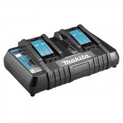 Chargeur Rapide MAKITA DC18RD pour 2 Batteries