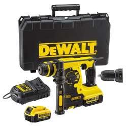 Perforateur Burineur DEWALT DCH254M2 SDS-Plus 18V XR Li-ion 2 x 4 Ah