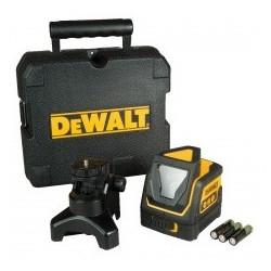 Laser 360° + Faisceau vertical DEWALT DW0811-XJ
