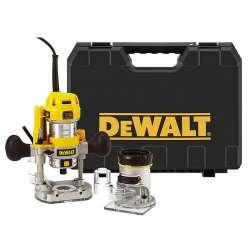 Défonceuse multifonction DEWALT D26204K-QS 850W