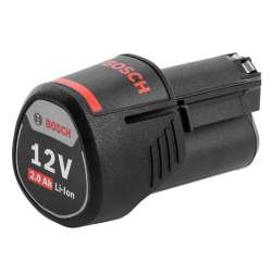 Batterie BOSCH GBA 12V 2,0 Ah Professional