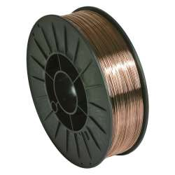 Fil plein acier 5 kg Bobine GYS G3Si1 ER70S-6 Ø 1,0