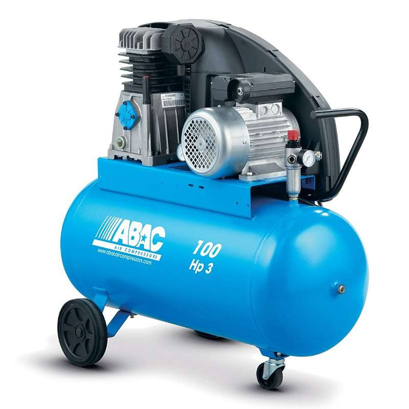 Compresseur à pistons ABAC A29B 100 CM3 100 L