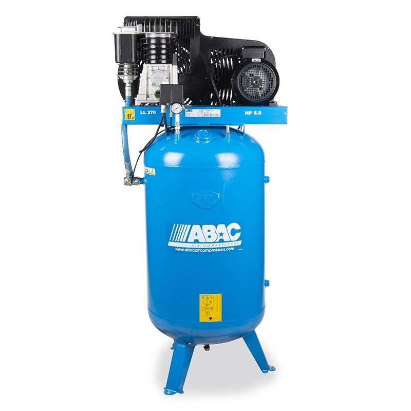 Compresseur à pistons ABAC B5900B/200 VT5,5 200 L Vertical
