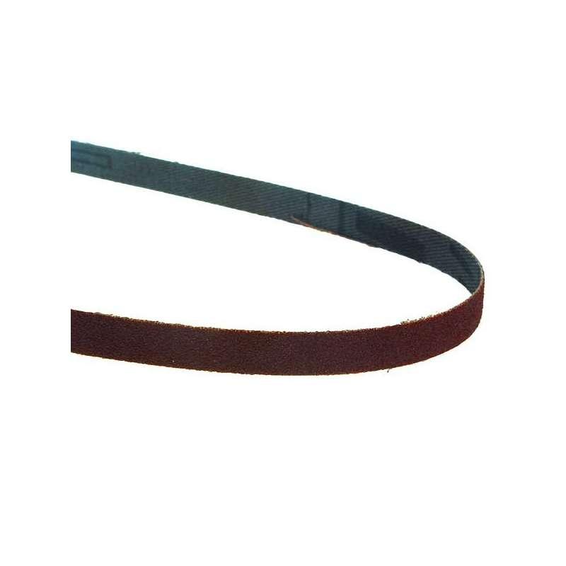 Bandes abrasives 9x533 mm pour bois métal