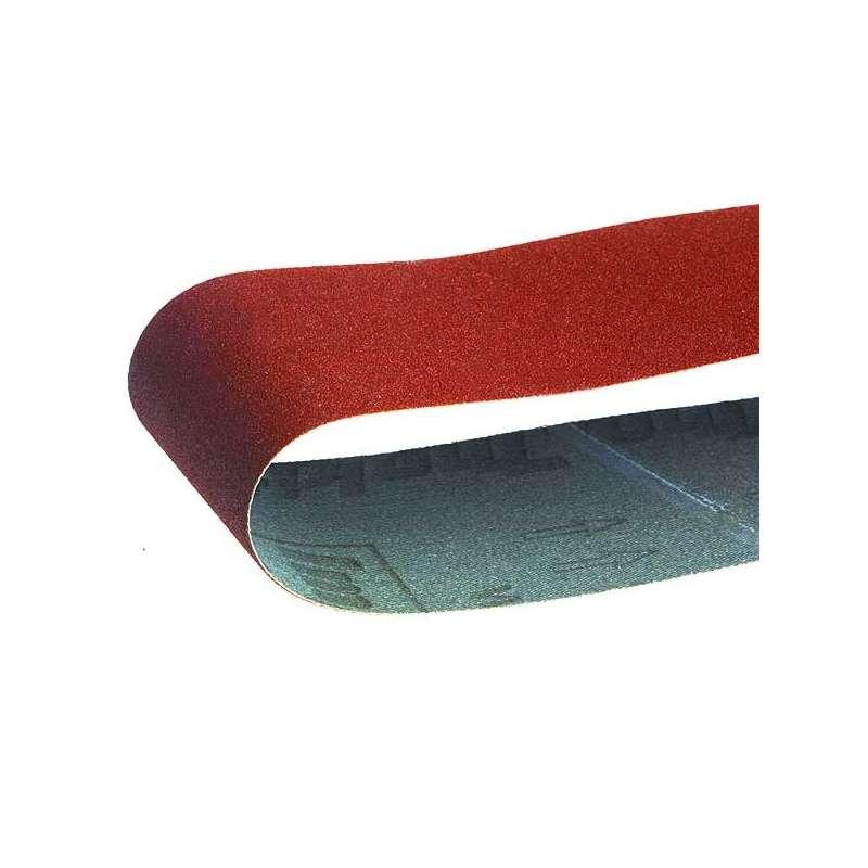 lot de 5 bandes abrasives 76x457 mm pour bois m tal pour. Black Bedroom Furniture Sets. Home Design Ideas